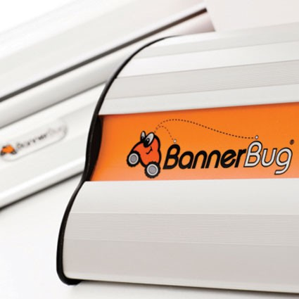 Banner Bug 33 Retractable Banner Stand