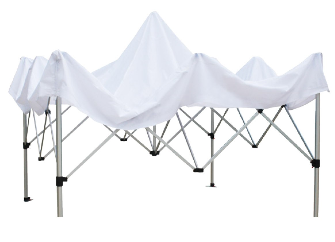 20u0027 Canopy Tent Kit frame ...  sc 1 st  Banner Stand Pros & Solid Color 20u0027 Canopy Tent Kit | BannerStandPros.com