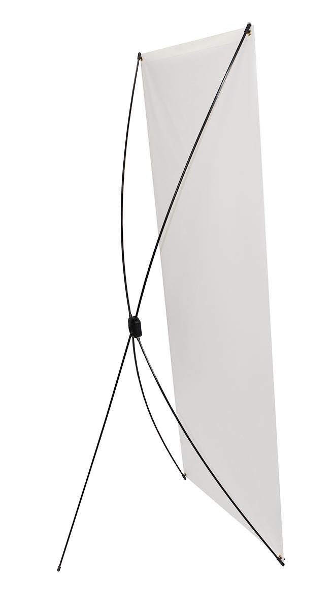 Econo X Small Portable X Banner Stand