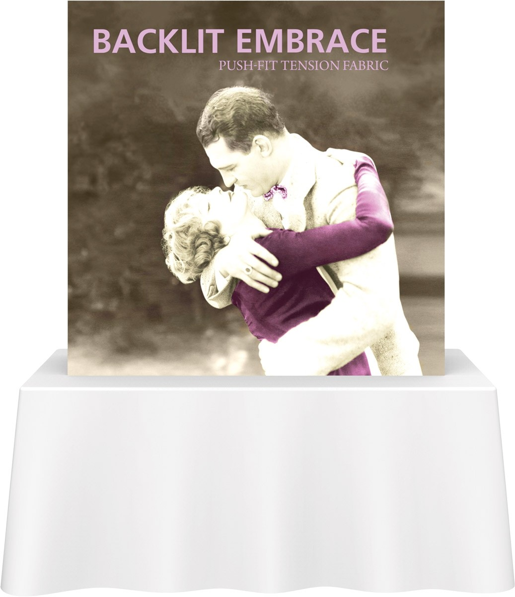 Embrace Backlit 2x2 Table Top Display