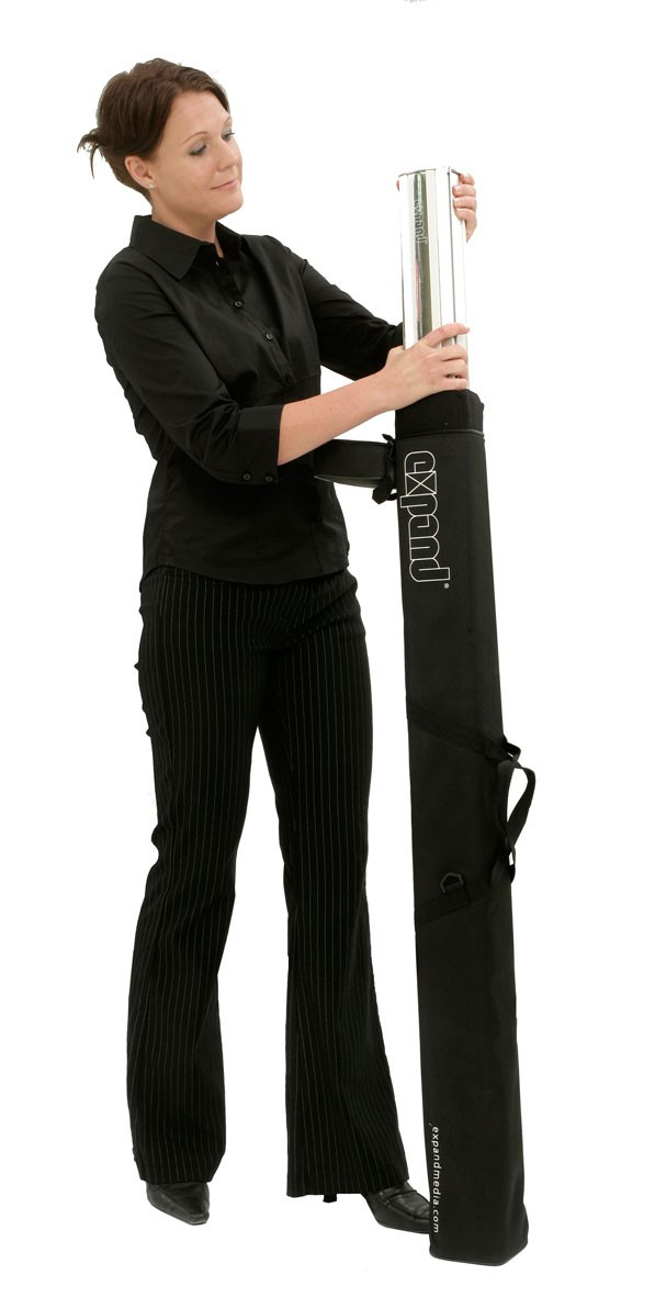 Expand MediaScreen XL 39 Retractable Banner Stand