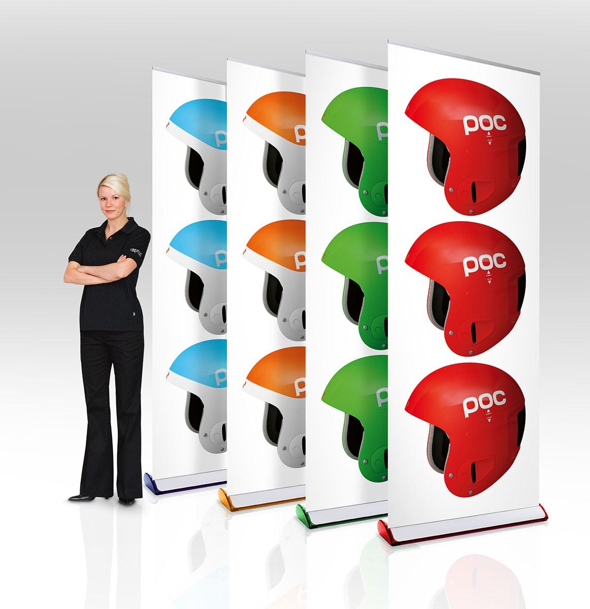 Expand QuickScreen 3 19 Retractable Banner Stand