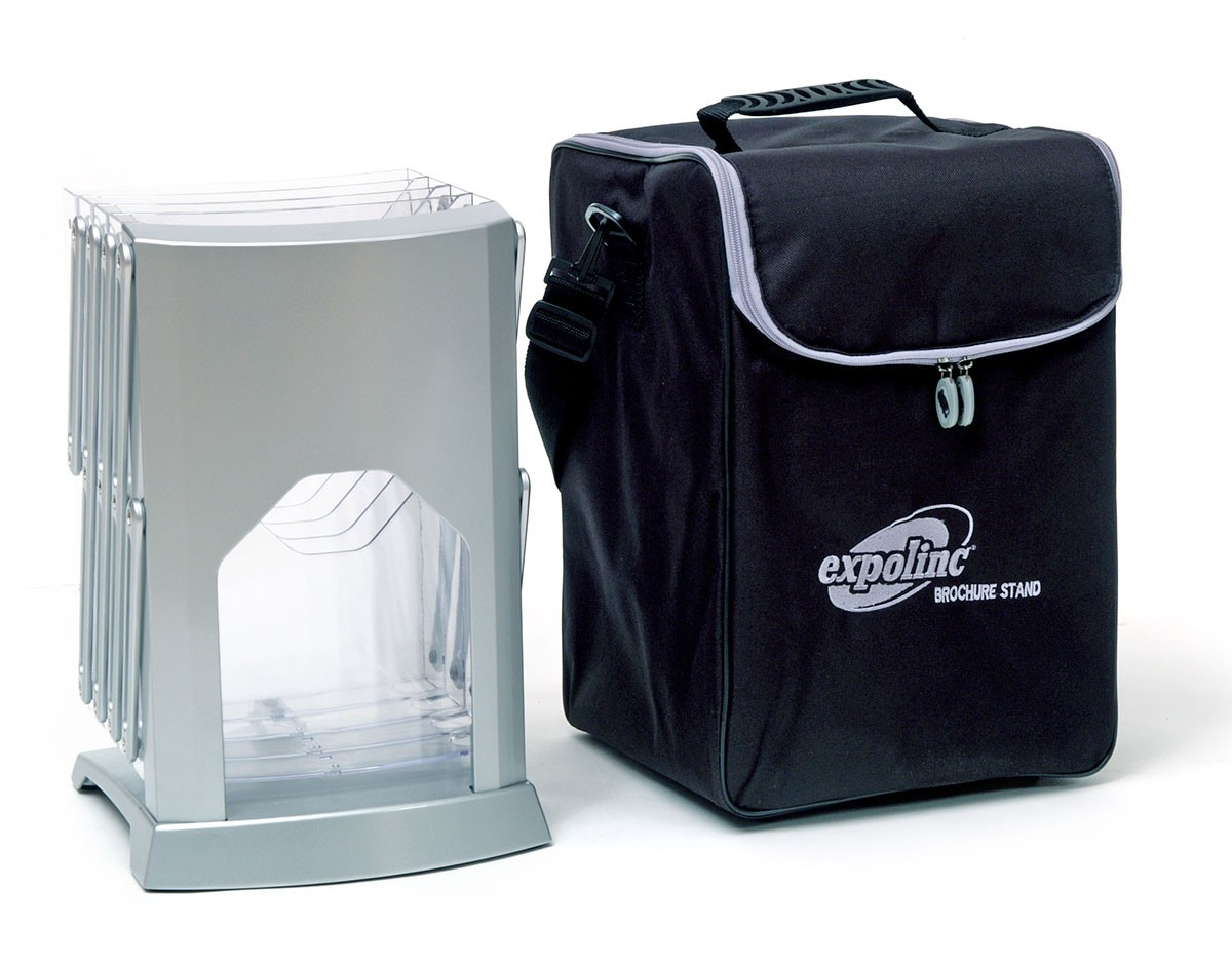 Expolinc Brochure Stand with bag