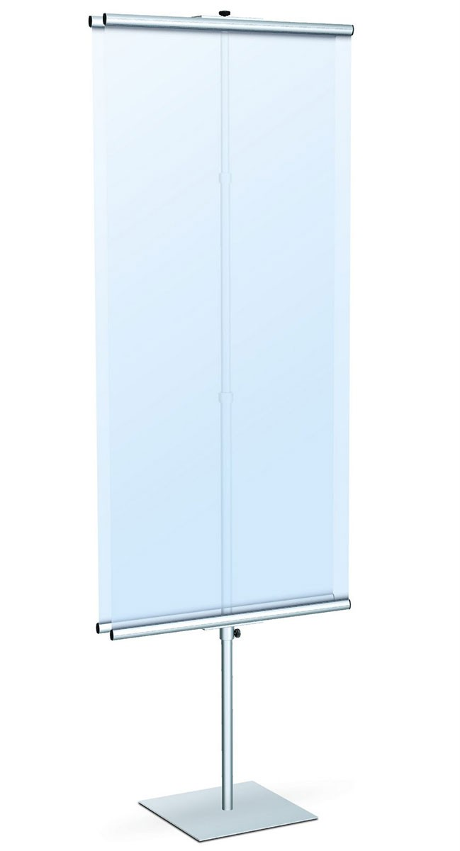 GCO GripGraphic Banner Stand Double