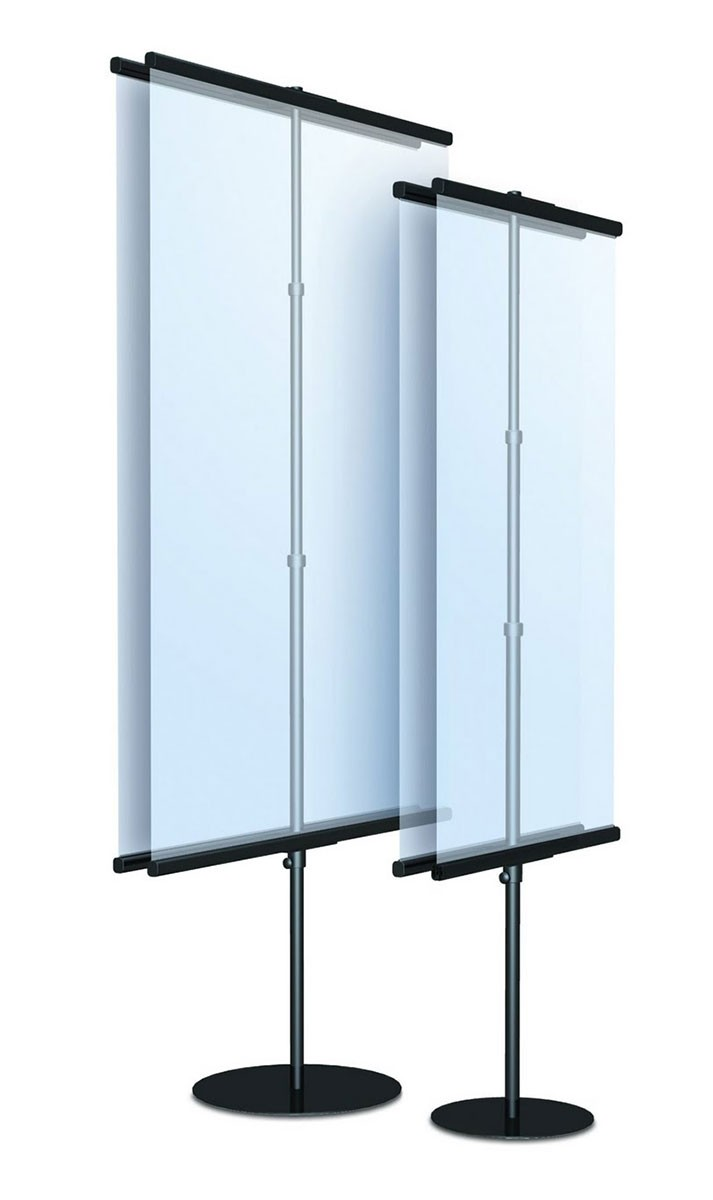 Gripgraphic banner stand 36 portable banner stand for Stand 2 b