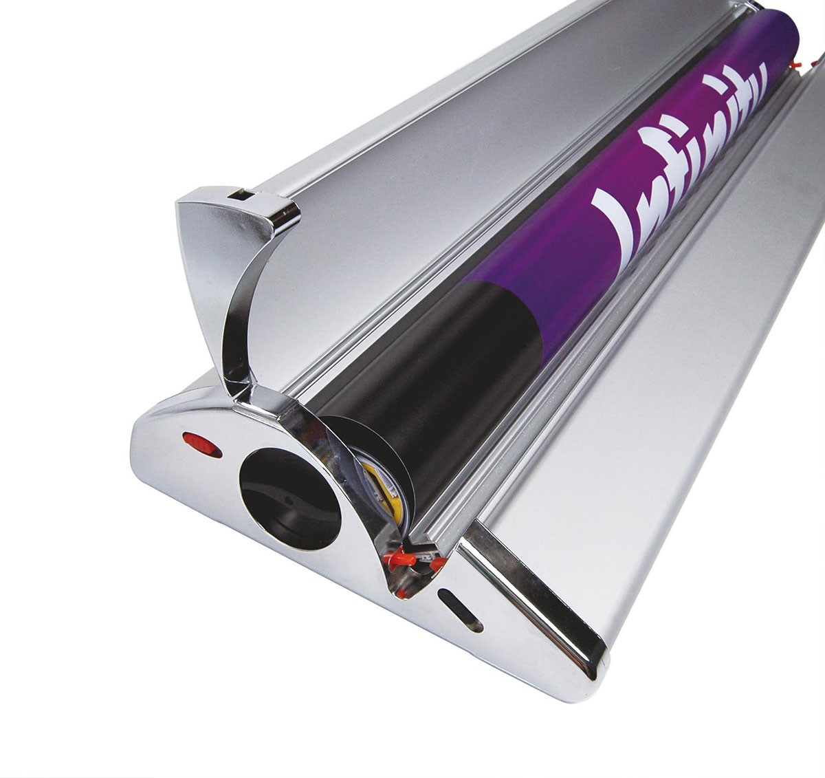 Space Infinity 33 Retractable Banner Stand
