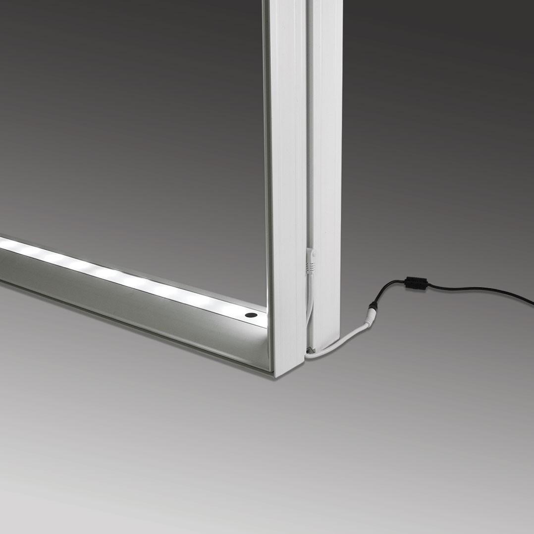 Lucid 8 Backlit SEG Display