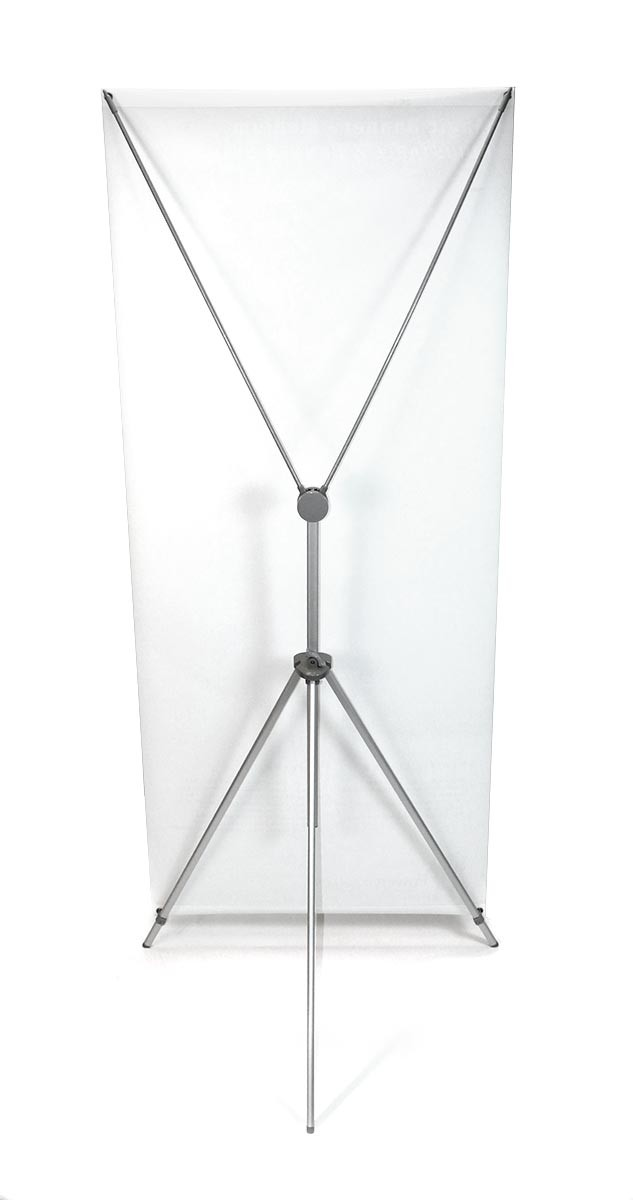 Magic Banner Small Adjustable X Banner Stand