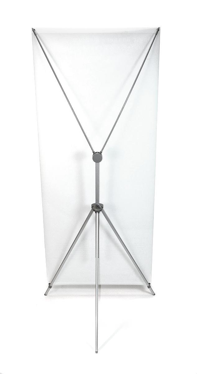 Magic Banner Medium Adjustable X Banner Stand