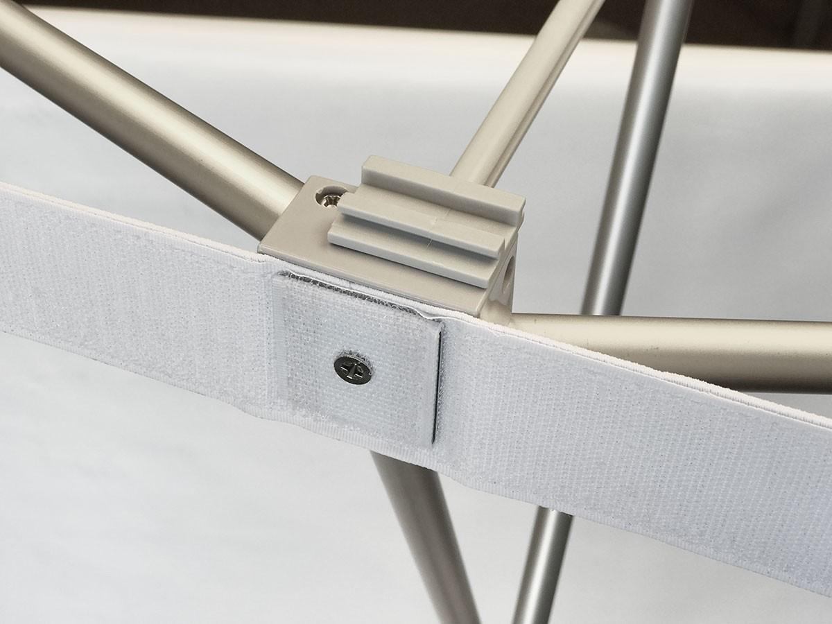 Premium Fabric Popup 2x2 Table Top Display