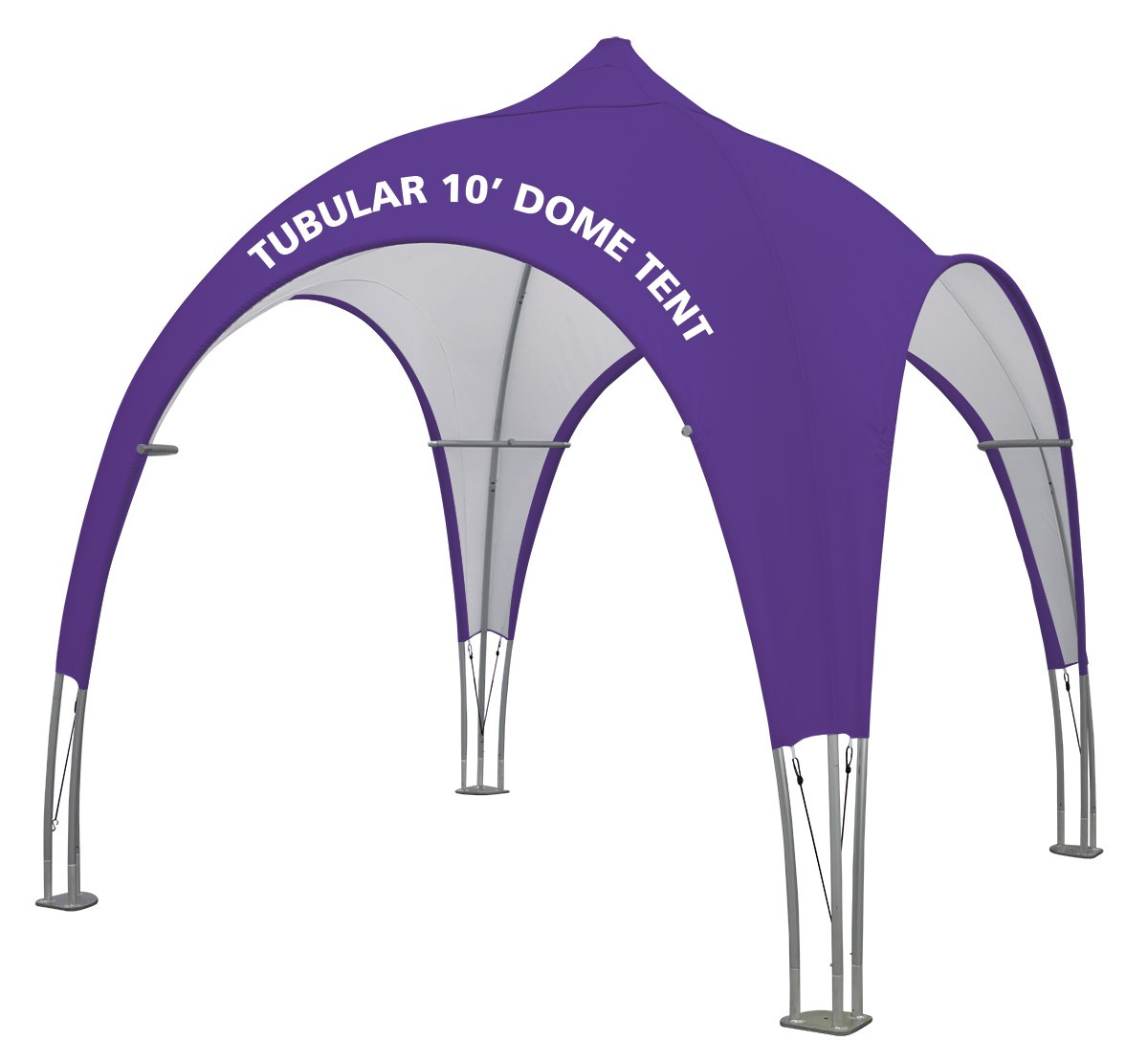 10u0027 Dome Tent; 10u0027 Dome Tent  sc 1 st  Banner Stand Pros & 10u0027 Dome Tent Kit | BannerStandPros.com