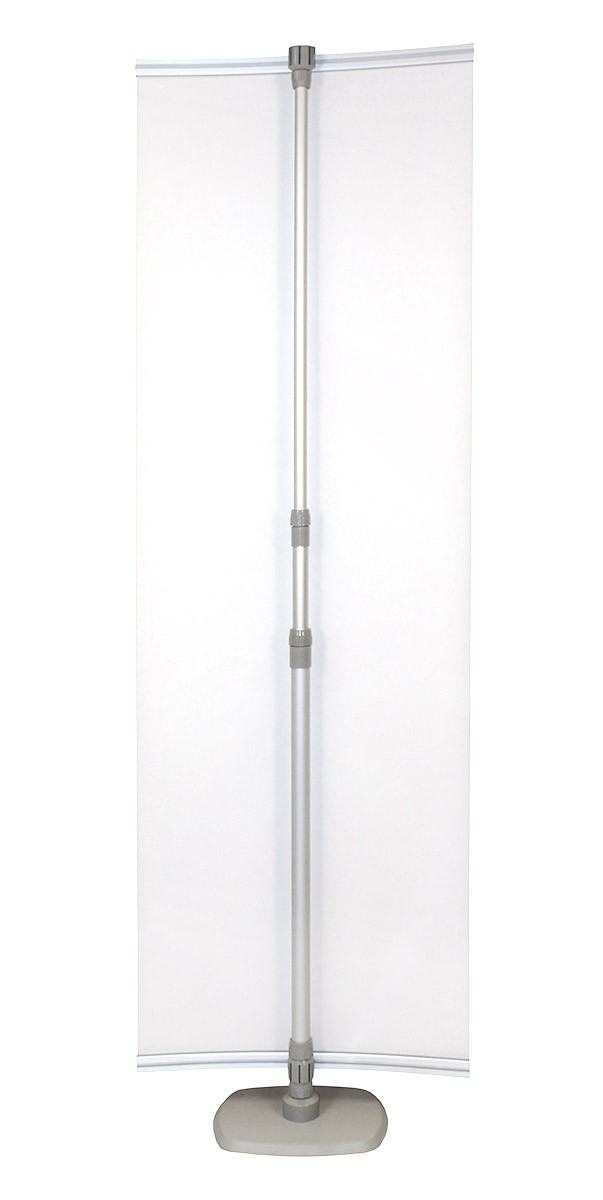 Versaflex Curve 31 Portable Banner Stand
