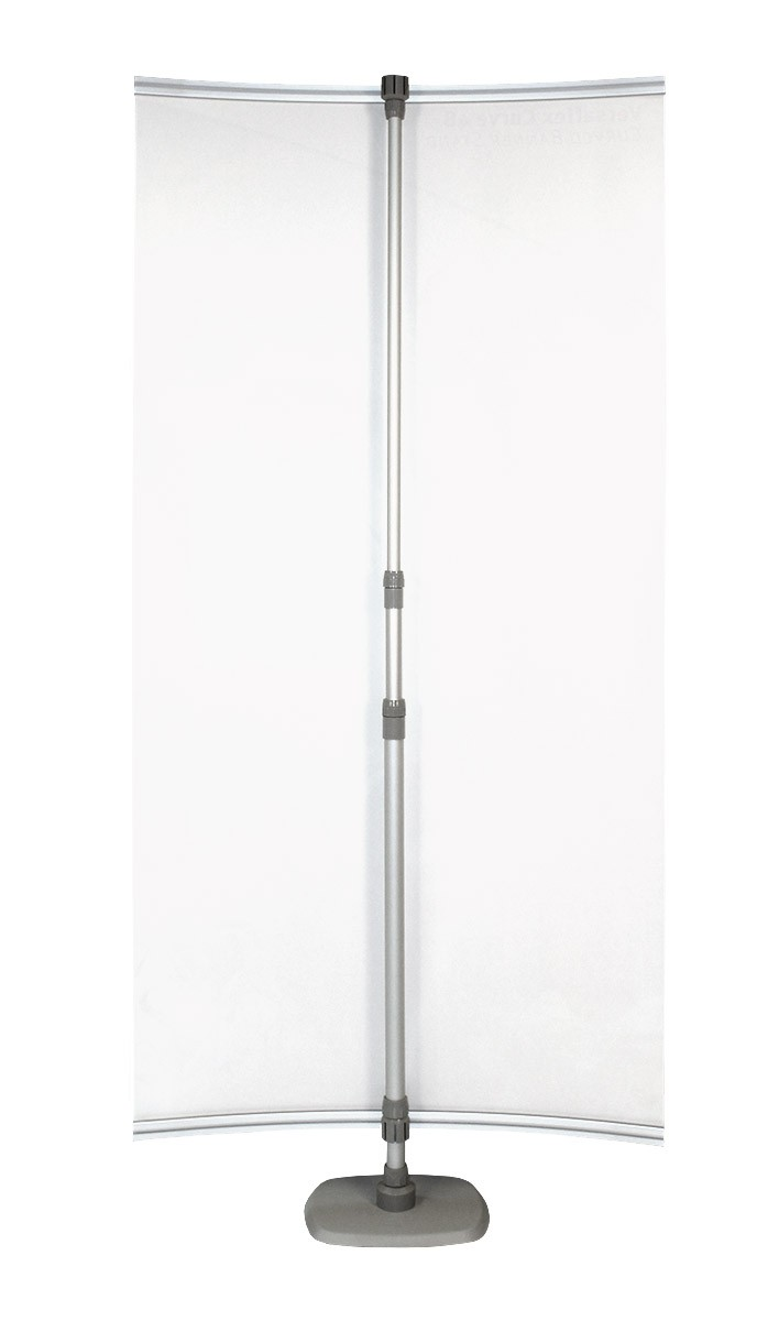 Versaflex Curve 48 Portable Banner Stand