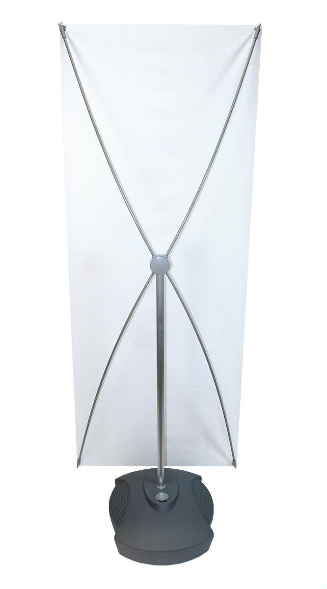 Zippy Outdoor Banner Stand
