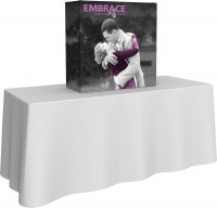 Embrace 1x1 Replacement Graphic with End Caps
