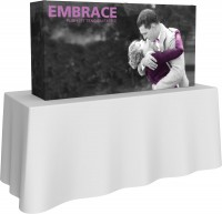 Embrace 2x1 Replacement Graphic with End Caps