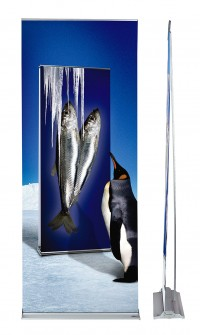 Expolinc Roll Up Classic 33 retractable banner stand
