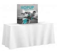 HopUp 1x1 Graphic with End Caps