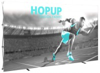 Hopup 12' Tension Fabric Pop Up Display