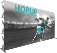 Hopup 15' Tension Fabric Pop Up Display