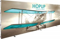 Hopup 20' Tension Fabric Pop Up Display
