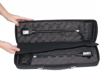 padded spotlight case
