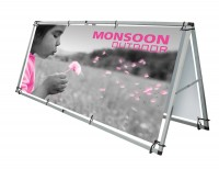 Monsoon Outdoor Banner Frame