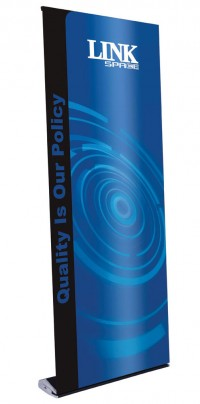 Space Link 33 Retractable Banner Stand