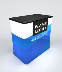 WaveLight Air Rectangle Counter Replacement Graphic