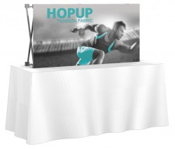 Hopup 5'x2.5' Front Replacement Graphic