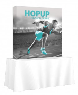 Hopup 5'x5' Full Replacement Graphic with End Caps
