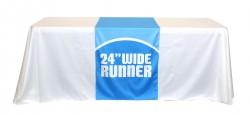 24 Inch Wide Table Runner