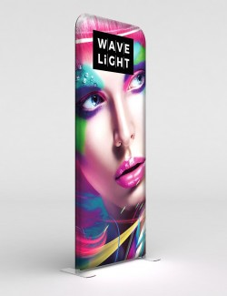 WaveLight 3' Backlit Replacement Graphic