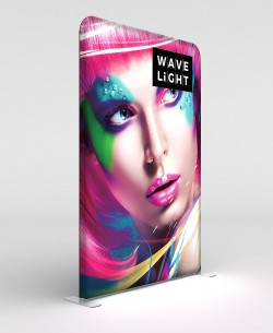 WaveLight 5' Backlit Replacement Graphic