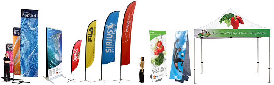 outdoor-banner-stand-collage